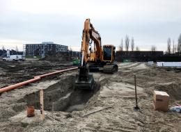 Bouwrijp maken Breezicht te Zwolle